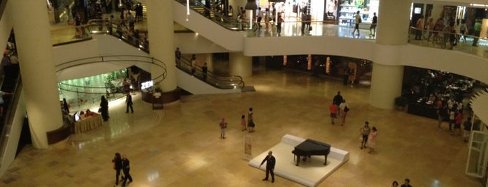 Pacific Place 太古廣場 is one of Shopping Malls.
