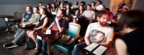 Nitehawk Cinema is one of Top 10 Most Popular Indie Movie Theaters.