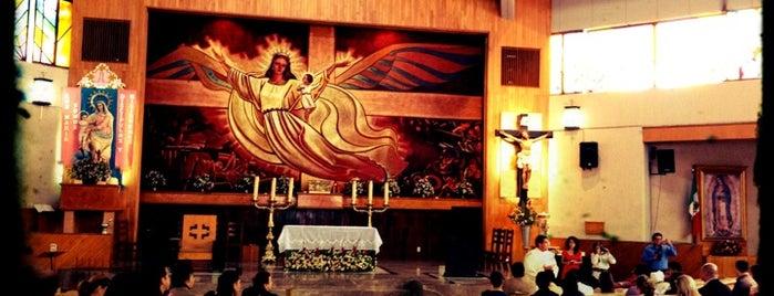 Parroquia de Nuestra Señora de Las Victorias is one of Templos Guadalajara Z.M..