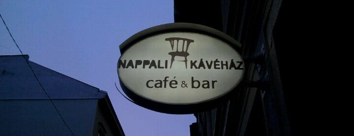 Nappali Kávéház is one of Coffee.