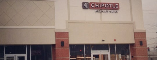 Chipotle Mexican Grill is one of End of semester 'MUSTS' for Cornell Students!.