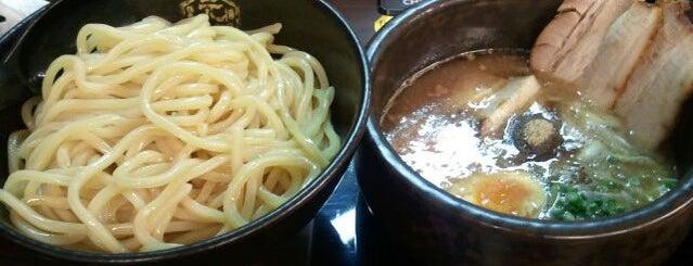 博多元助 薬院本店 is one of ラーメン!拉麺!RAMEN!.