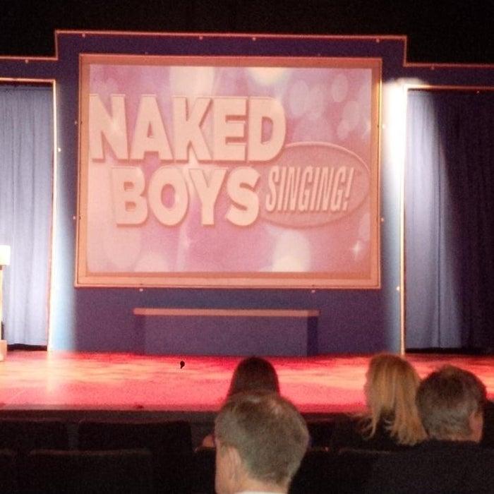 Photo of Naked Boys Singing