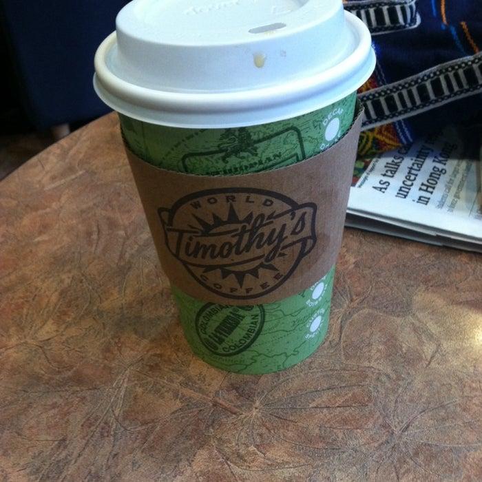 Photo of Timothy's World Coffee