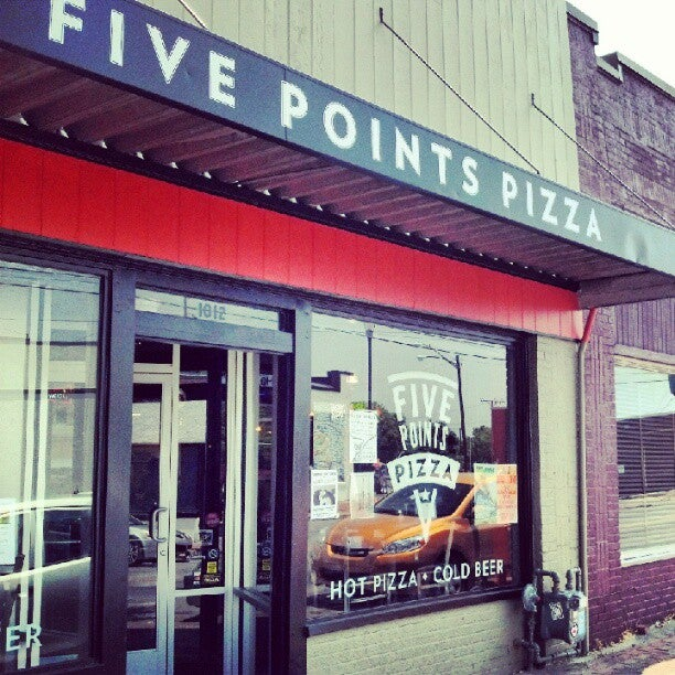 Photo of Five Points Pizza