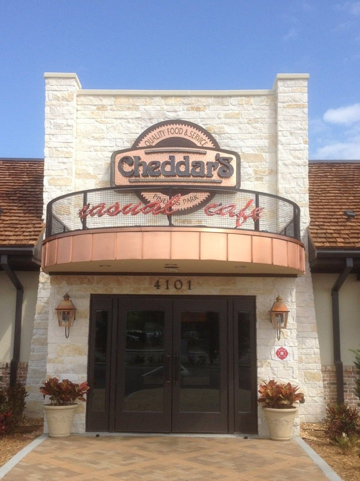 Cheddars Scratch Kitchen At 4101 Park Boulevard Pinellas FL