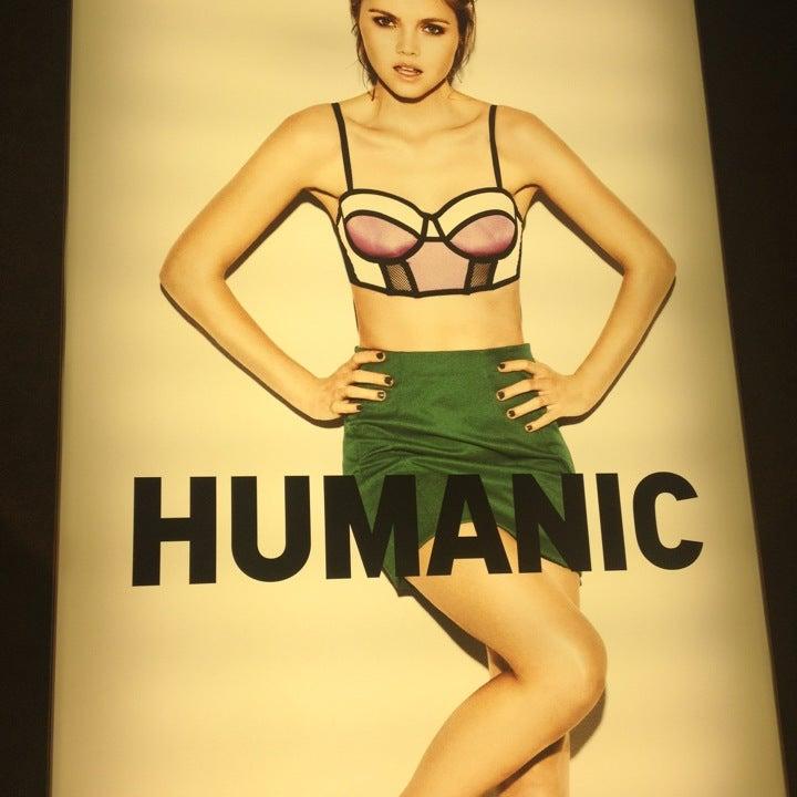 HUMANIC I Olympia Centrum Brno