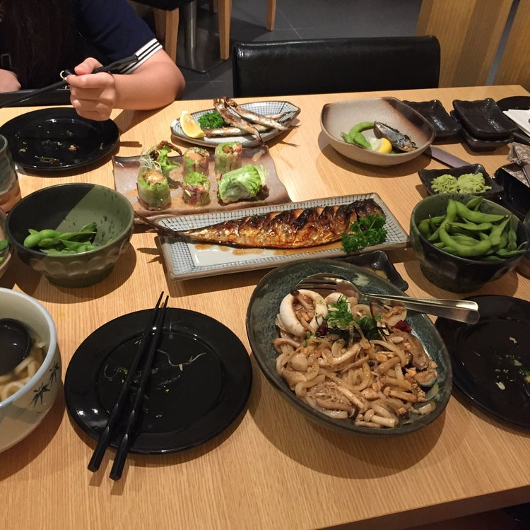 Restoran Sushi Zento