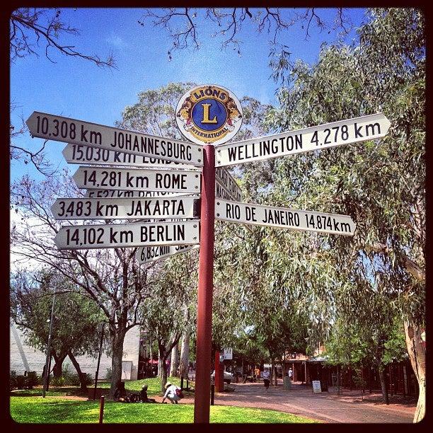 Alice Springs Masters Games