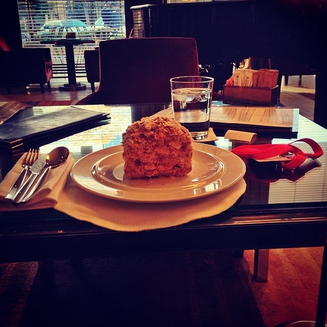 Cafe Vienna Tea Lounge
