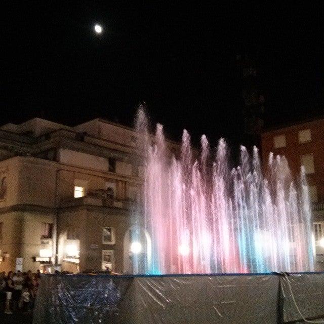VERCELLI Piazza Zumaglini Portici
