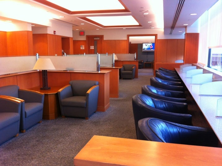 Jal Sakura Lounge And American Airlines Admirals Club