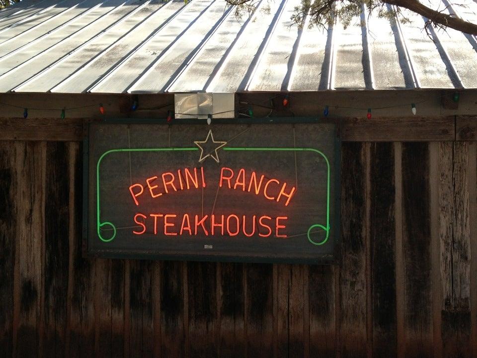 Perini Ranch At 3002 Fm 89 Buffalo Gap Tx