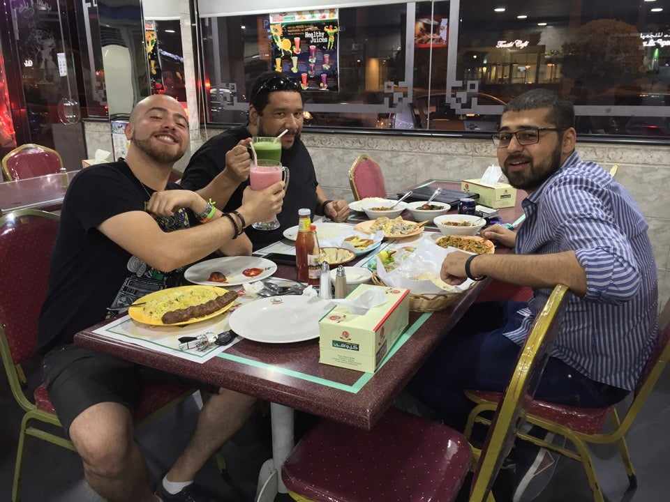 Eat And Drink Sharjah