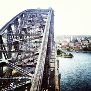 Harbour Bridge Pylon Lookout