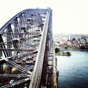 Harbour Bridge Pylon Lookout