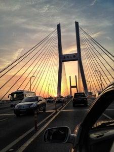 南浦大桥 | Nanpu Bridge