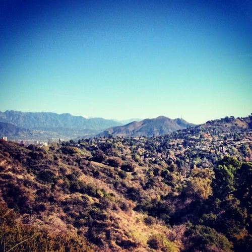 Fryman Canyon