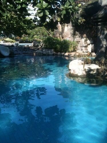 Hyatt Swimming Pool