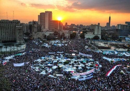 Tahrir Square | ميدان التحرير