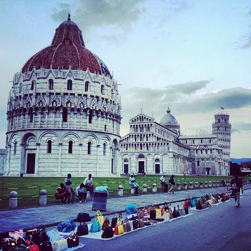Piazza del Duomo (Piazza dei Miracoli)