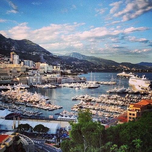 Port Hercule de Monaco