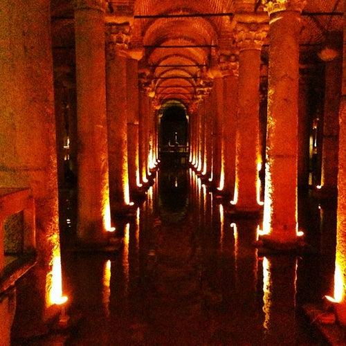Yerebatan Sarnıcı | Basilica Cistern