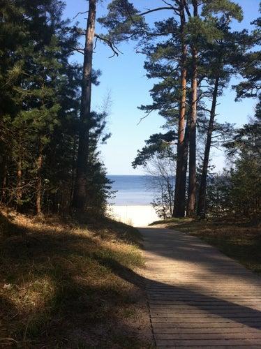 Jūrmalas pludmale | Jurmala beach