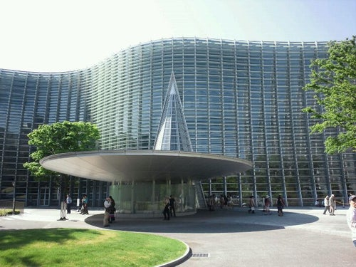 国立新美術館 (The National Art Center, Tokyo)