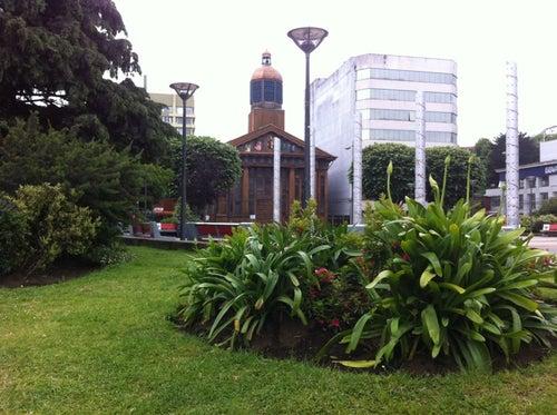 """Plaza de Armas """"Capitán de Fragata Buenaventura Martínez"""""""