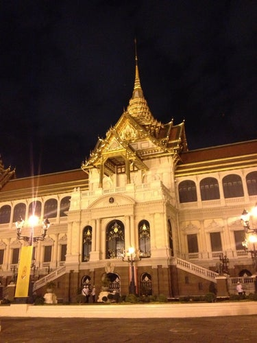 พระที่นั่งจักรีมหาปราสาท (Chakri Maha Prasat Throne Hall)