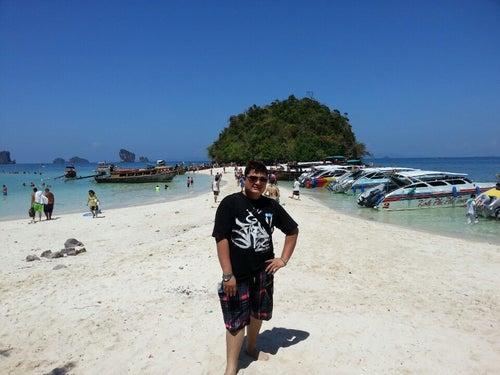 เกาะทับ (Tup Island)