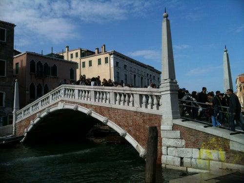 Ponte de Canaregio o de le Guglie