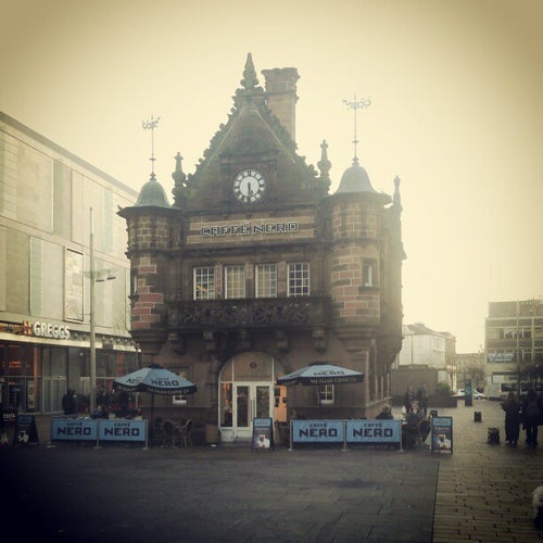 St Enoch Square
