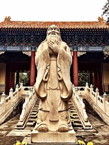 北京孔庙 Confucius Temple