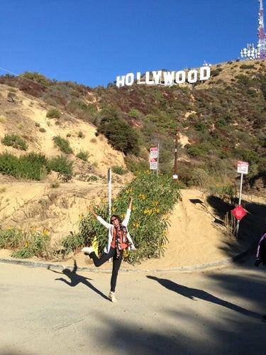 Hollywood Sign - Beachwood Canyon Trail