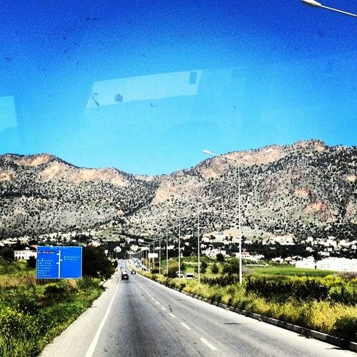 Girne - Bogaz yolu