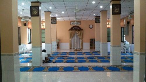 มัสยิดดารุ้ลอะมาน (Masjid Darul-Aman)