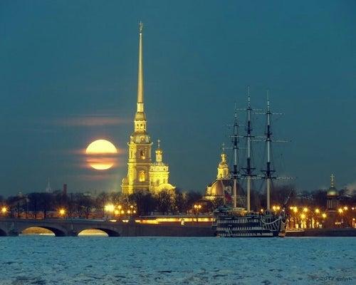 Петропавловская крепость / Peter and Paul Fortress