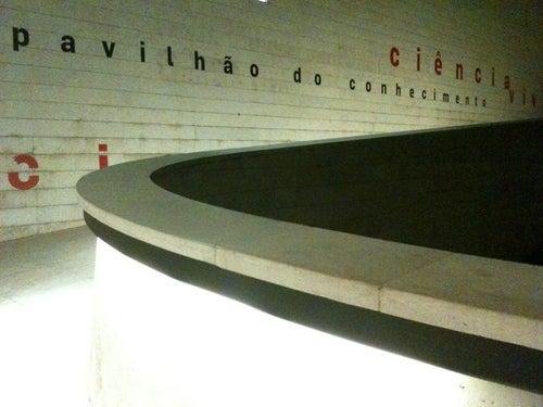 Pavilhão do Conhecimento - Ciência Viva