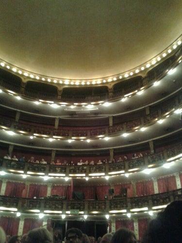 Teatro Nacional Cervantes