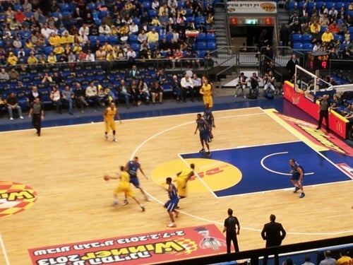 Yad-Eliyahu Arena (Nokia Arena)