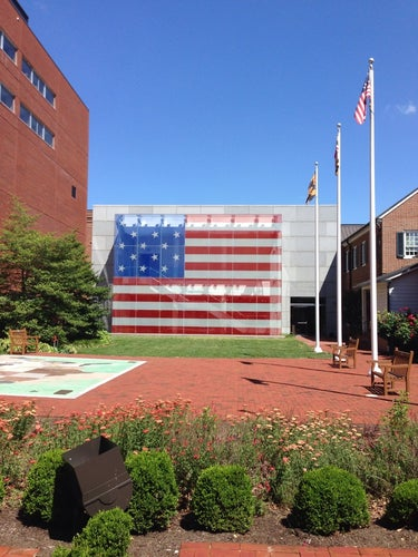 The Flag House & Star-Spangled Banner Museum