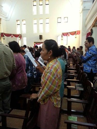 GPIB Maranatha Bandung