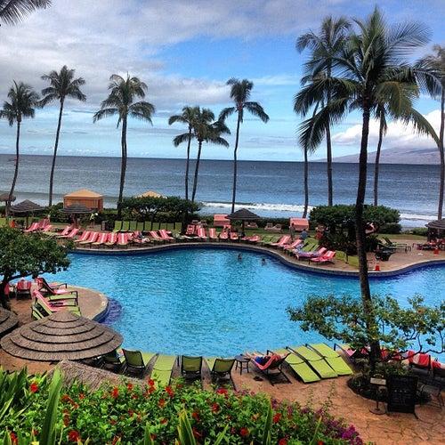 Hyatt Regency Maui - Pool