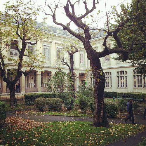 Université Lumière Lyon 2 - Campus Berges du Rhône