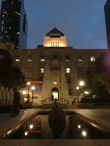 Los Angeles Public Library - Central