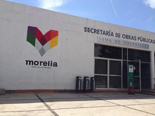 H. Ayuntamiento de Morelia Oficinas Manantiales