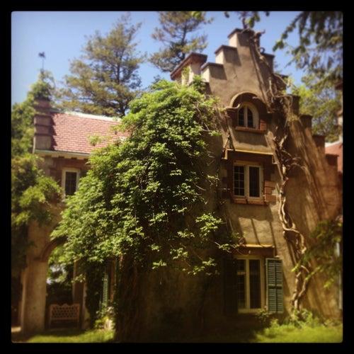 Sunnyside: Home of Washington Irving