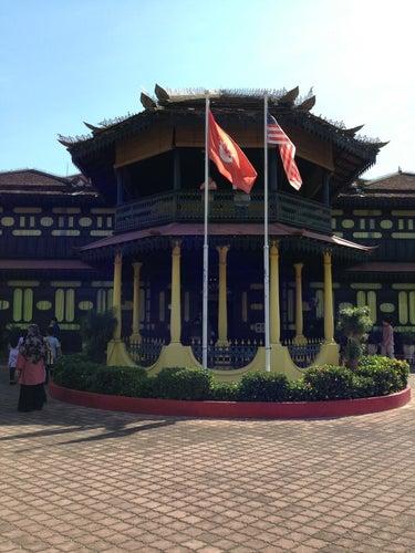 Muzium Diraja Kelantan (Istana Batu)